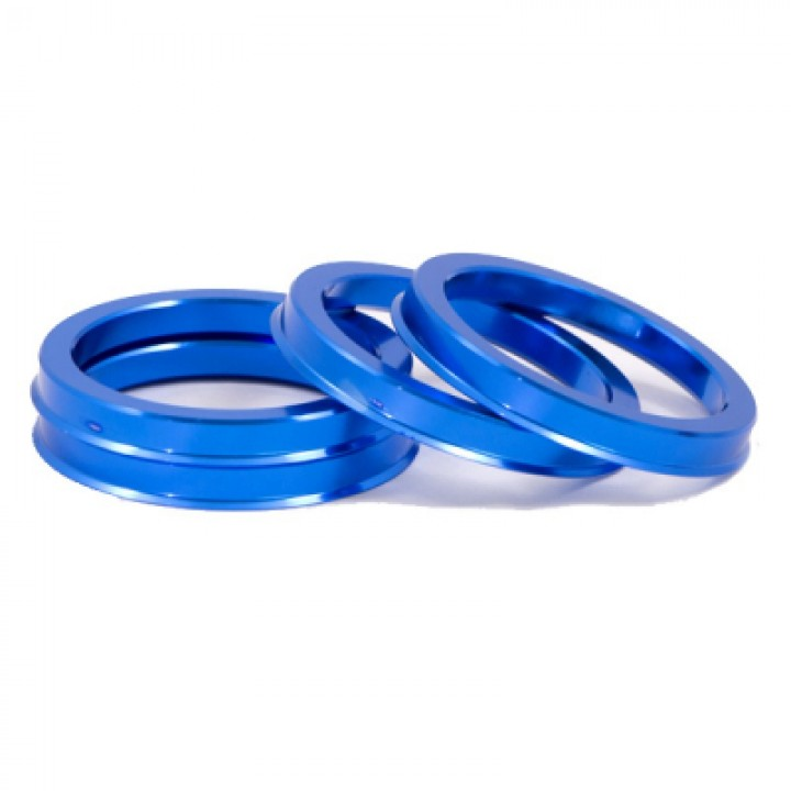 Центровочные кольца 74.1-65.1 алюминий
