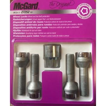McGard 27252SU болт M12x1,5 конус L=45мм.