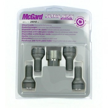 McGard 28018SL болт M14x1,5 сфера R13 L=26,7мм.