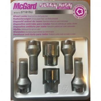 McGard 37181SU болт M14x1,5 конус L=29мм.