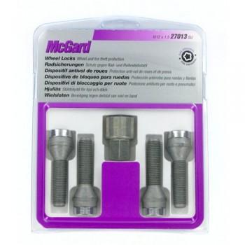McGard 27013SU болт M12x1,5 конус L=40,4мм.